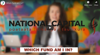 Which KiwiSaver fund am I in?