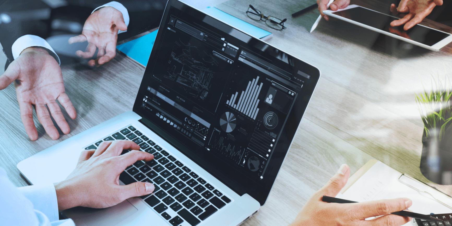 analysing business data