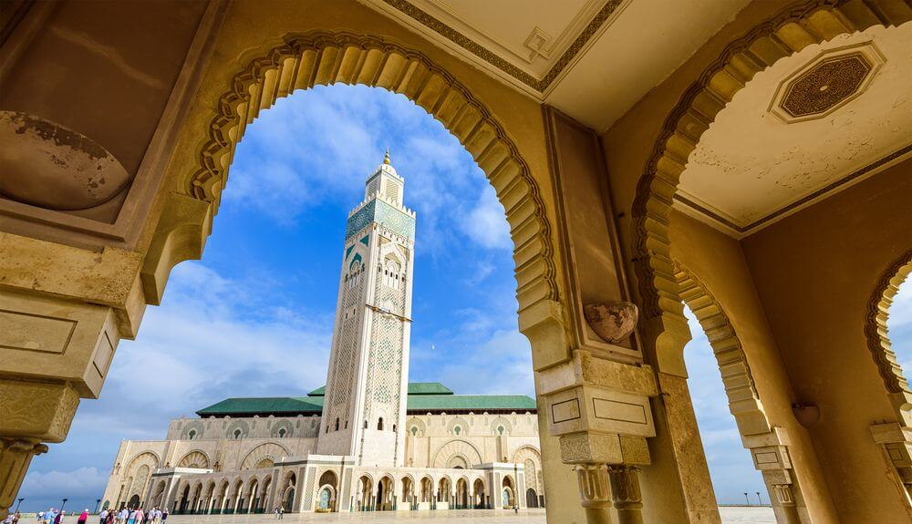 a-picture-of-Hassan-II-Mosque